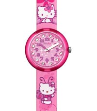 FLNP005 Hello Kitty - Butterfly 30mm