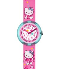 FLNP025 Hello Kitty Gym 30mm