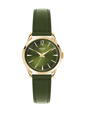 Chiswick 25mm Green ladies quartz watch