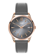 Finchley 39mm Klassiek herenhorloge met datum