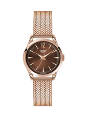 Harrow 25mm Roségoud Dames Quartz Horloge