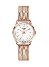 Richmond 25mm Roségoud Dames Quartz Horloge