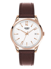 Richmond 39mm Klassiek herenhorloge met datum