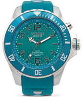 SC-008-48 Summer Splash Series 48mm Grote zeegroene quartz duiker