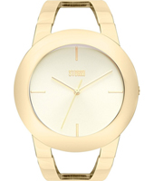 47295-GD Suria XL dames quartzhorloge
