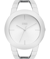 47295-S Suria 46mm XL dames quartzhorloge