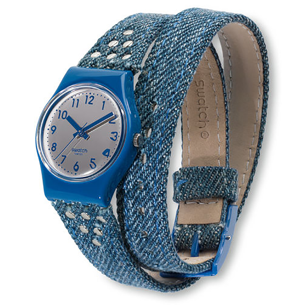 how to change the time on a swatch swiss