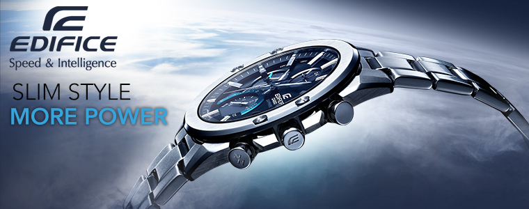 <h1>Casio Edifice horloges</h1>
