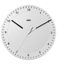 BNC017WHWH-NRC Wall Clock Quartz 300mm