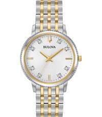 98P189 Bulova Diamonds