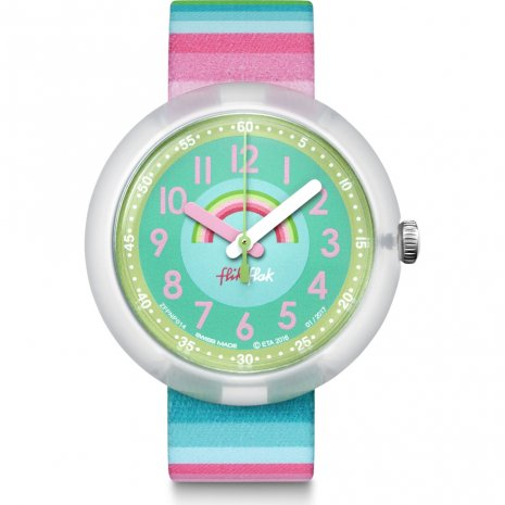 Flik Flak Stripy Dreams horloge