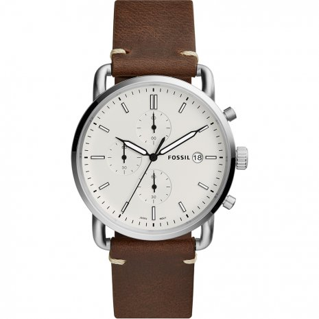 Fossil The Commuter horloge