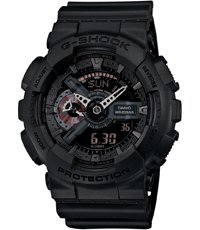 GA-110MB-1AER Mission Black 51.2mm