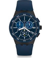 SUSB417 Blue Steward 41mm